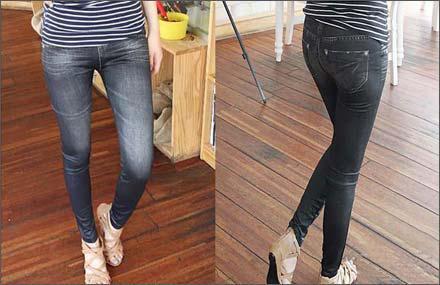 quần legging giả jeans 04