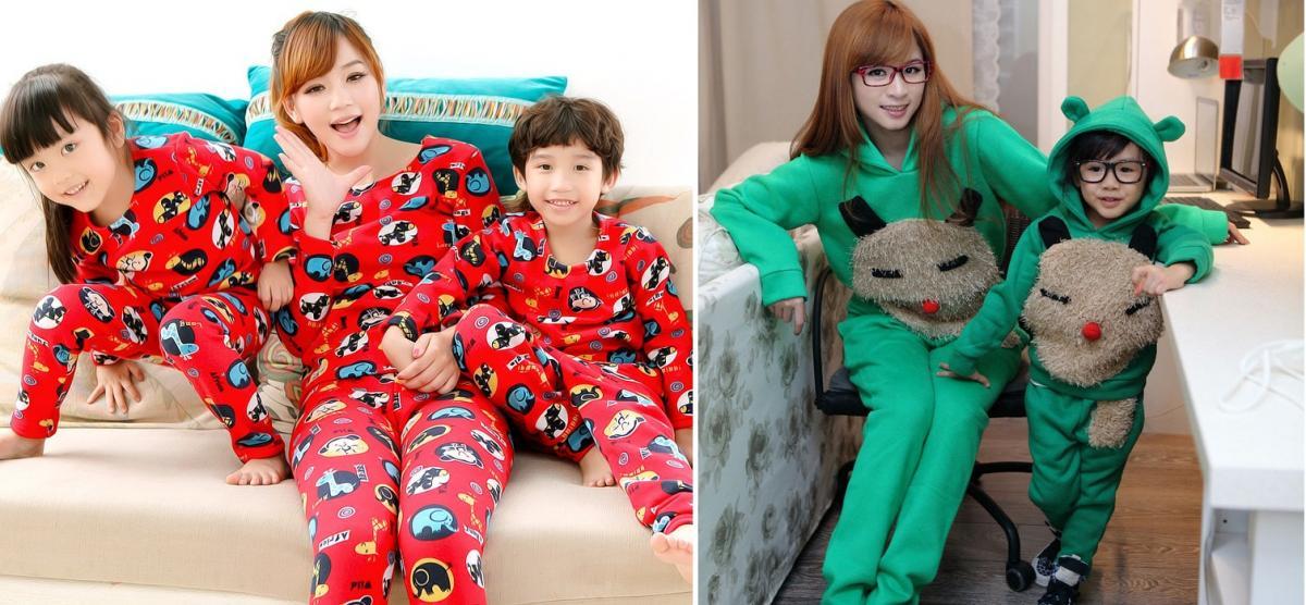 Top 5 bộ ngủ Pijama cho mẹ và bé