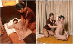 Thai Massage (no oil)