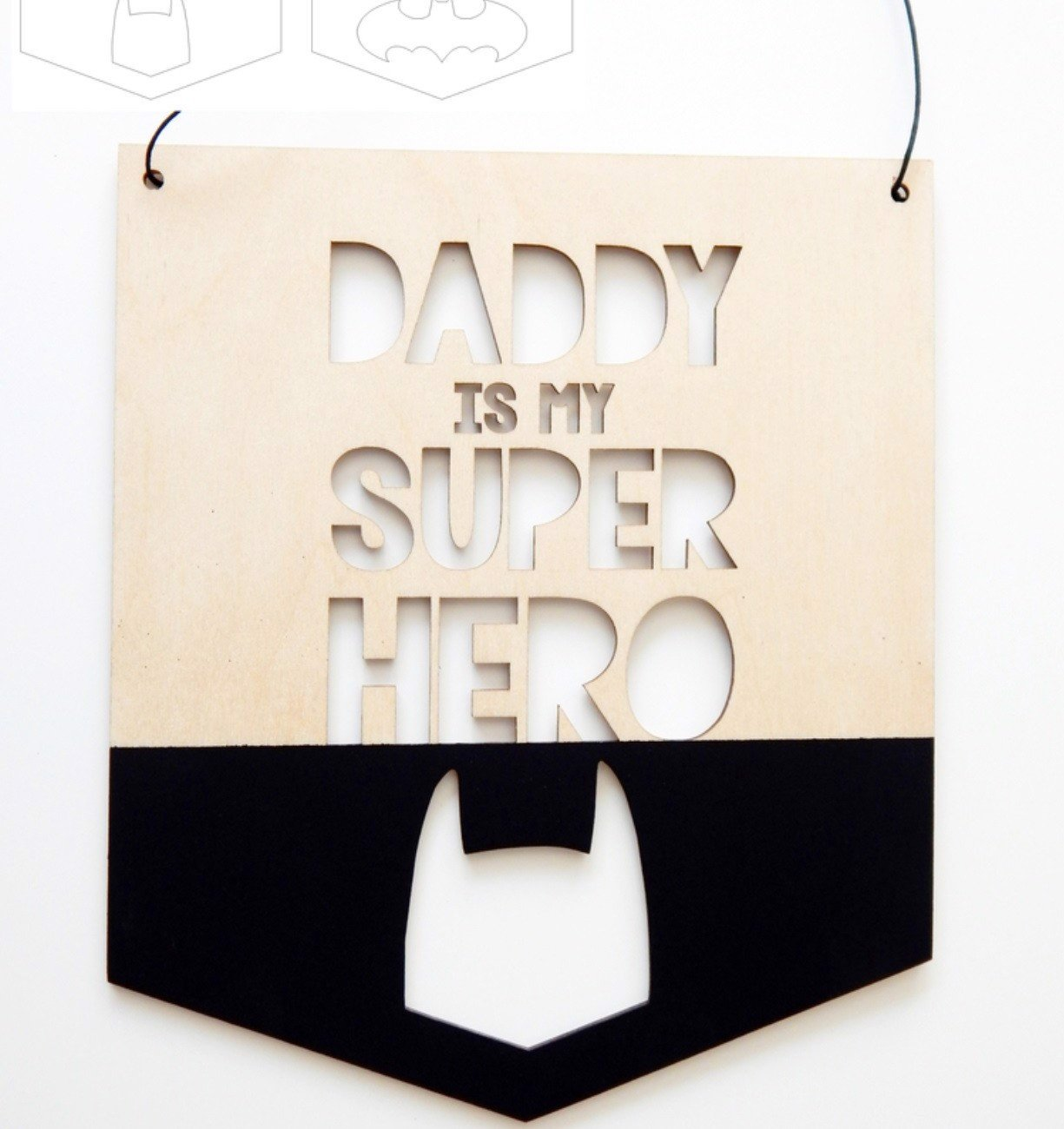 BẢNG DAD IS MY HERO