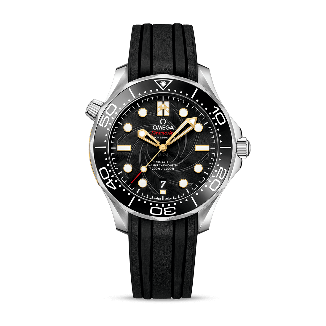 Pre-owned Omega Seamaster Diver 300M