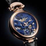 Bovet Fleurier Grandes Complications Virtuoso IX Flying Tourbillon