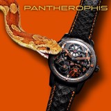 Christophe Claret Maestro Titanium African Snakes - Pantherophis
