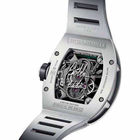 Richard Mille RM 055 Manual Winding Bubba Watson
