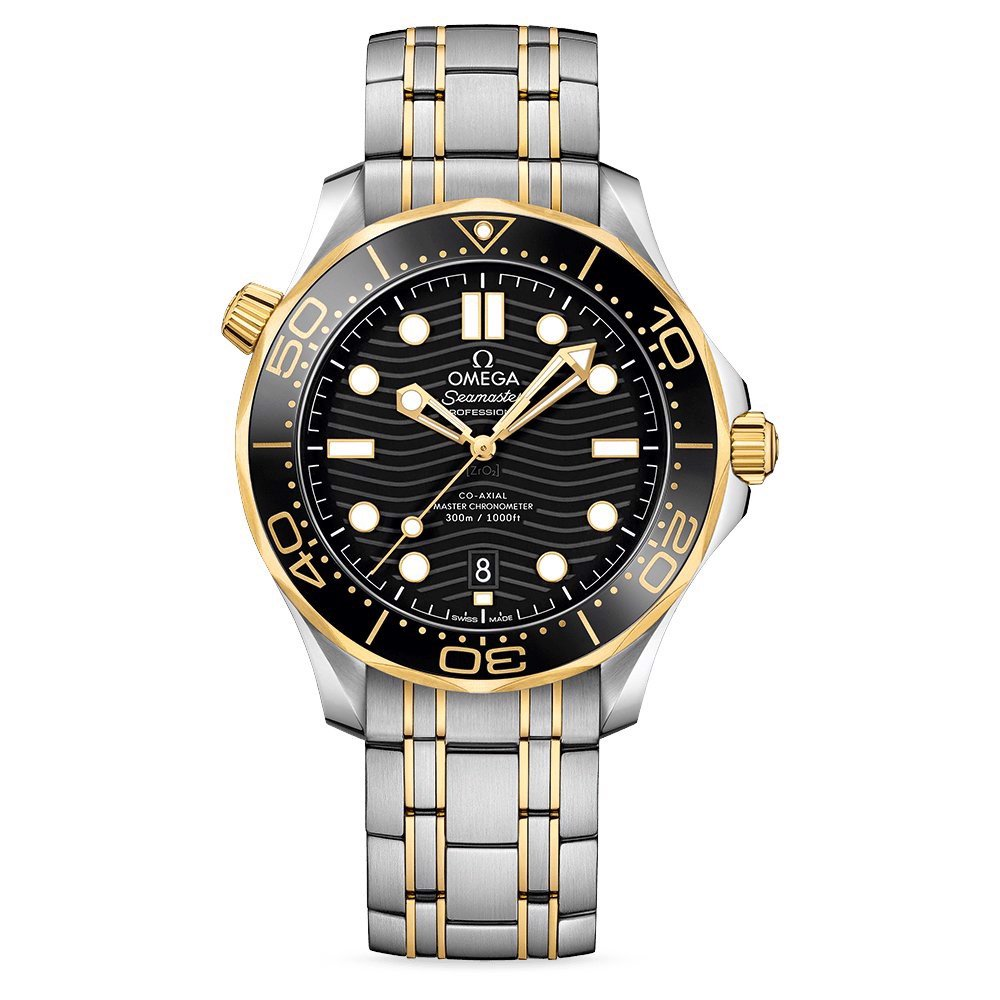 Omega Seamaster Diver 300m Gents' Collection 210.20.42.20.01.002