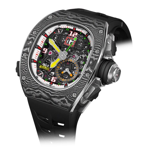 Richard Mille RM 62-01 Manual Winding Tourbillon vibrating alarm ACJ