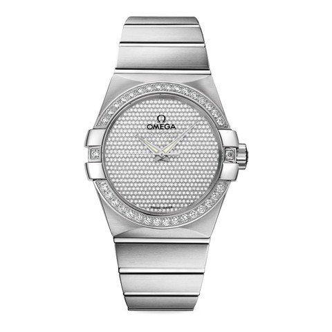 Omega Constellation Gent's Collection 123.55.38.20.99.001