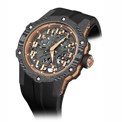 Richard Mille Men Watch RM 33-02 Automatic Winding