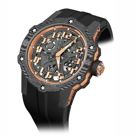 Richard Mille RM 33-02 Automatic Winding