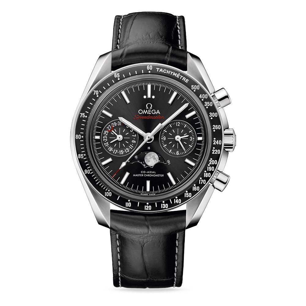 Omega Speedmaster Moonwatch Moonphase 304.33.44.52.01.001