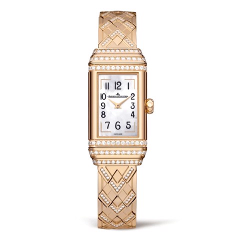 Jaeger Le Coultre Reverso One Duetto Jewelry 3362201