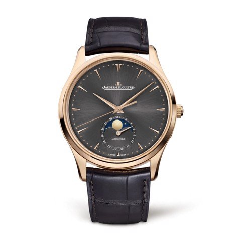 Jaeger Le Coultre Master Ultra Thin Moon 136255J