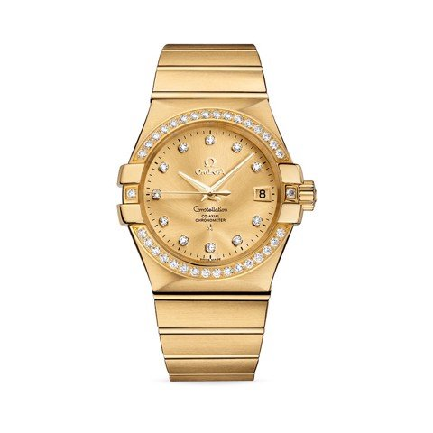 Omega Constellation Gent's Collection 123.55.35.20.58.001