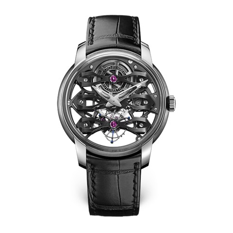 Girard Perregaux Bridges Neo Tourbillon Three Bridges Skeleton 99295-21-000-BA6A