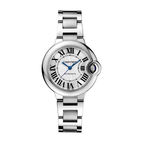 Cartier Ballon Bleu de Cartier 33mm Steel
