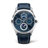 Jaeger Le Coultre Master Ultra Thin Perpetual Enamel 13035E1