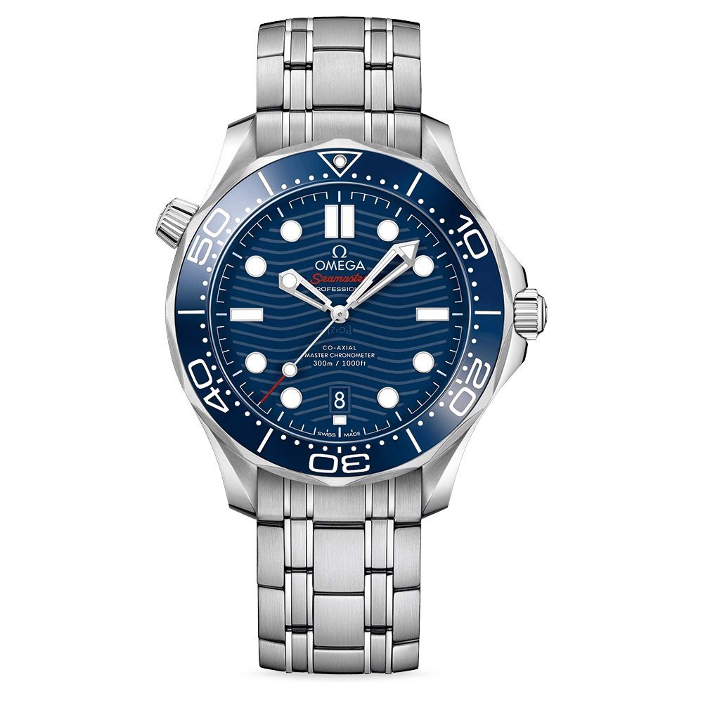 Omega Seamaster Diver 300m Gents' Collection 210.30.42.20.03.001