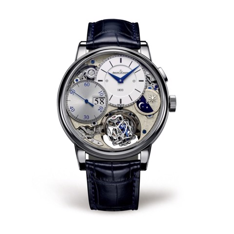Jaeger Le Coultre Master Grande Tradition Gyrotourbillon 3 Jubilee 5036420