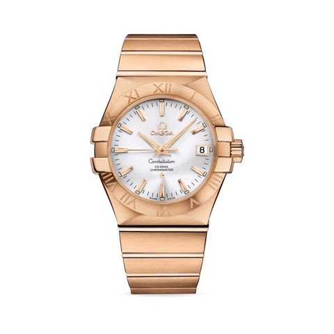 Omega Constellation Gent's Collection 123.50.35.20.02.001