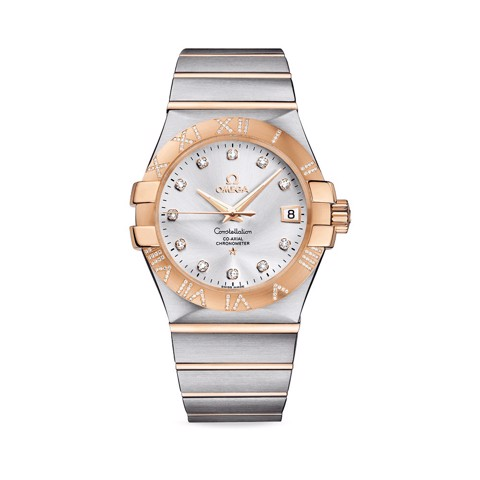 Omega Constellation Gent's Collection 123.25.35.20.52.003