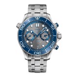 Omega Seamaster Diver 300m Chronograph Collection 210.30.44.51.06.001