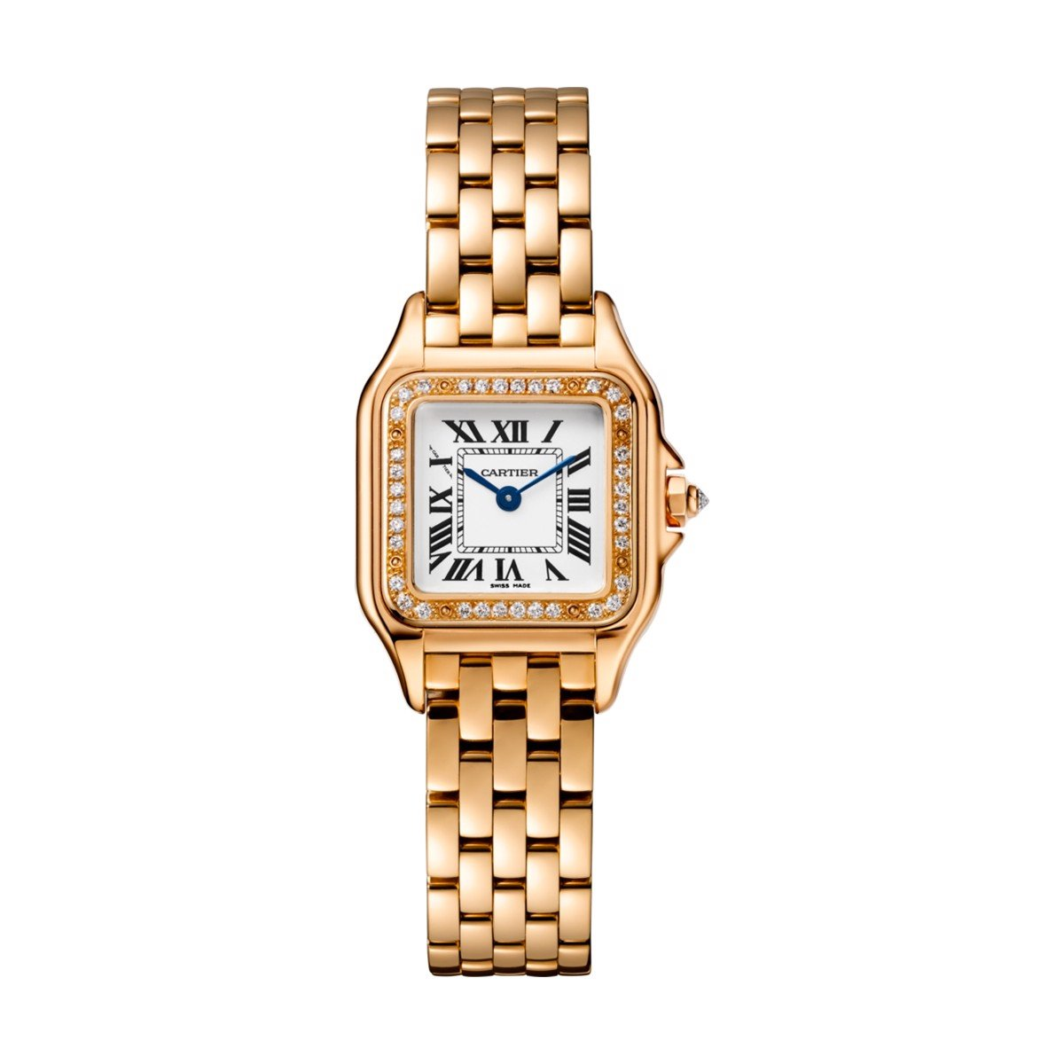 Cartier Panthère de Cartier Small Model Pink Gold Diamonds
