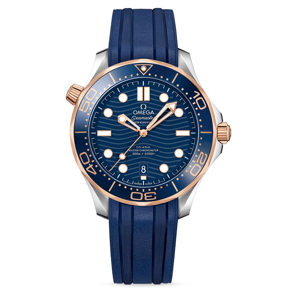 Omega Seamaster Diver 300m Gents' Collection 210.22.42.20.03.002