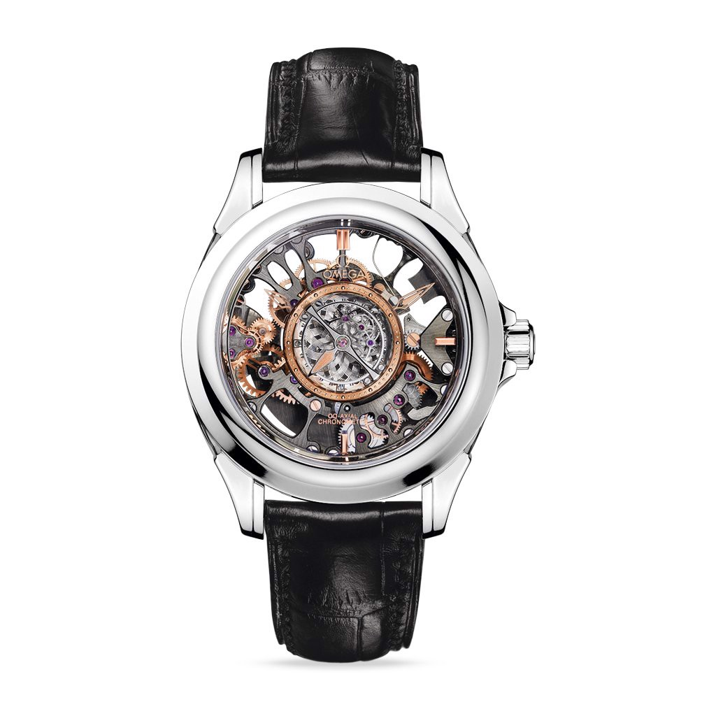 Omega De Ville Tourbillon Numbered Edition 513.93.39.21.99.001