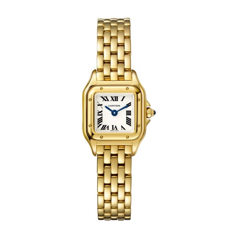 Cartier Panthère de Cartier Mini Yellow Gold