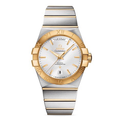 Omega Constellation Gent's Collection 123.20.38.22.02.002