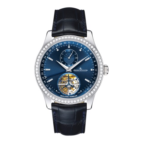 Jaeger Le Coultre Master Tourbillon Dualtime 1563480