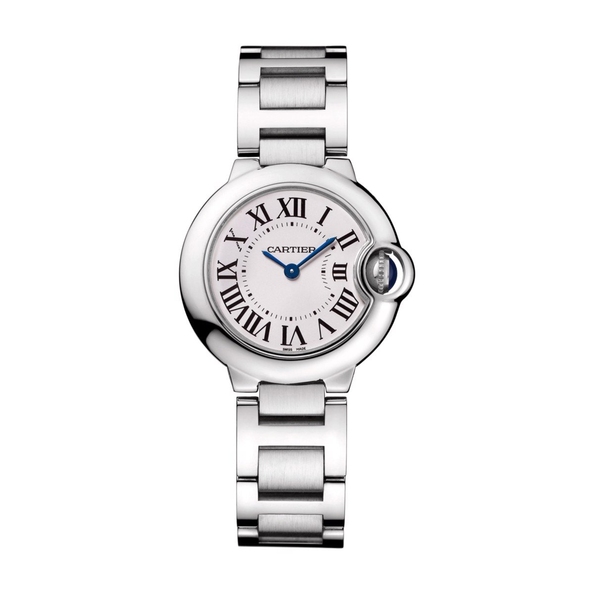 Cartier Ballon Bleu de Cartier 28mm Steel