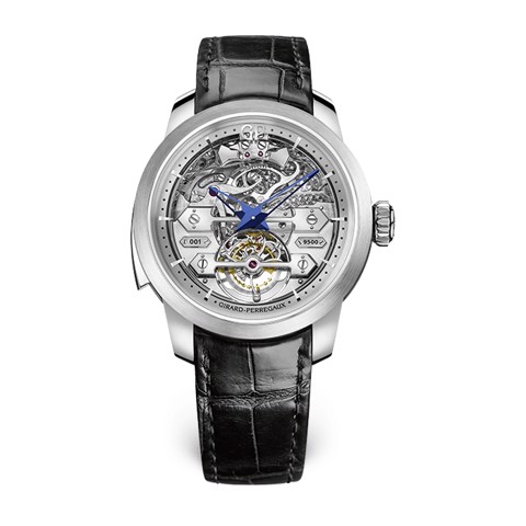 Girard Perregaux Bridges Minute Repeater Tourbillon Bridges 99820-53-002-BA6A