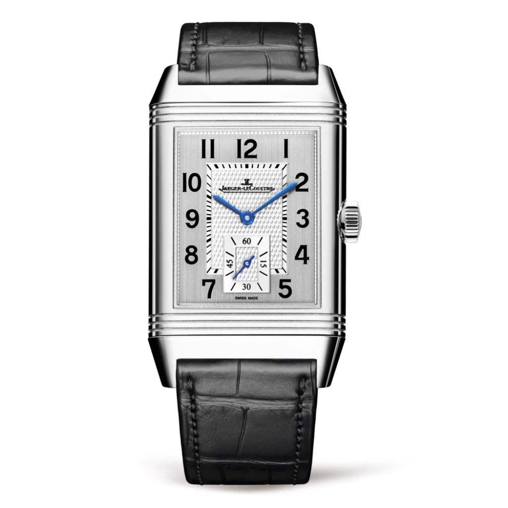 Jaeger Le Coultre Reverso Classic Large Duoface Small Seconds 3848420