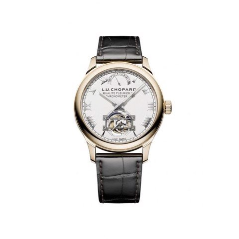 Chopard L.U.C Tourbillon Triple Certification 161929-5001