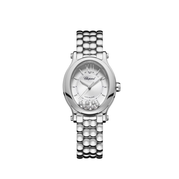 Chopard Happy Sport Oval Automatic Steel Bracelet 31mm