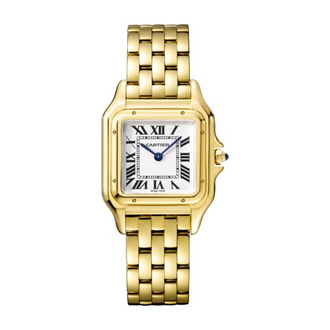Cartier Panthère de Cartier Medium Model Yellow Gold