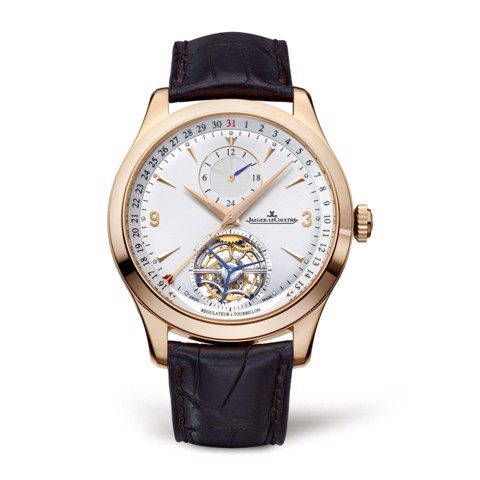 Jaeger Le Coultre Master Tourbillon Dualtime 1562421