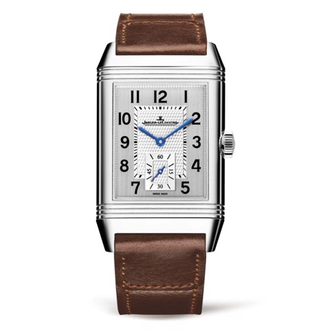 Jaeger Le Coultre Reverso Classic Large Duoface Small Seconds 3848422