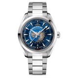 Omega Seamaster Aqua Terra Worldtimer Collection 220.10.43.22.03.001