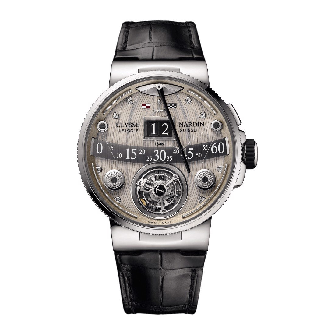 Ulysse Nardin Marine Grand Deck 6309-300/GD