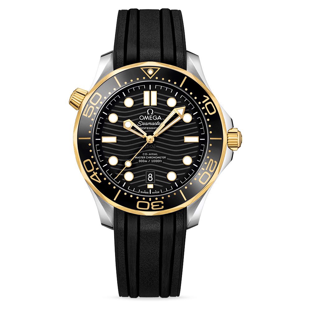 Omega Seamaster Diver 300m Gents' Collection 210.22.42.20.01.001