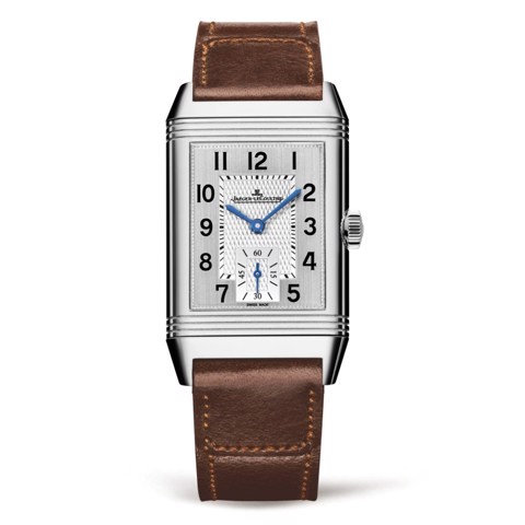 Jaeger Le Coultre Reverso Classic Medium Duoface Small Seconds 2458422