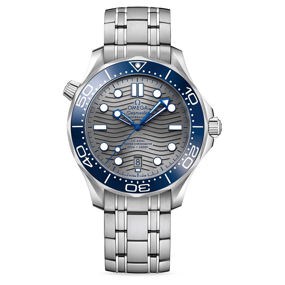 Omega Seamaster Diver 300m Gents' Collection 210.30.42.20.06.001