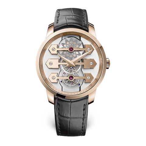 Girard Perregaux Bridges Tourbillon Three Gold Bridges 45mm 99280-52-000-BA6E