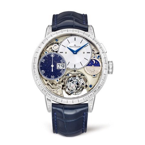 Jaeger Le Coultre Master Grande Tradition Gyrotourbillon 3 Set 5033401