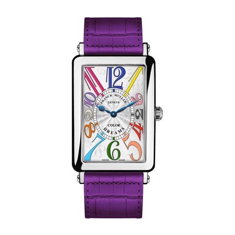 Franck Muller Long Island Color Dreams 1002 QZ COL DRM AC