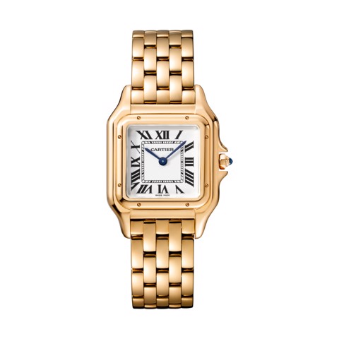 Cartier Panthère de Cartier Medium Model Pink Gold