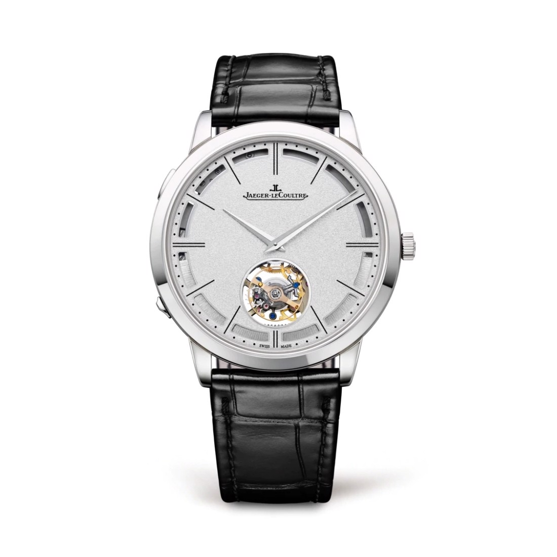 Jaeger Le Coultre Master Ultra Thin Minute Repeater Flying Tourbillon 1313520