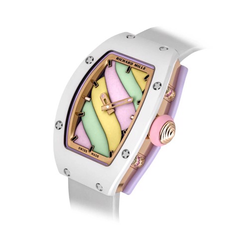 Richard Mille Men Watch Bonbon Collection RM 07-03 MARSHMALLOW